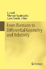 From Riemann to Differential Geometry and Relativity | auteur onbekend |