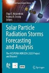 Solar Particle Radiation Storms Forecasting and Analysis | auteur onbekend |
