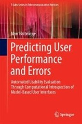 Predicting User Performance and Errors
