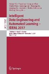 Intelligent Data Engineering and Automated Learning - IDEAL | auteur onbekend |
