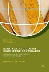 Rankings and Global Knowledge Governance | Tero Erkkilä |