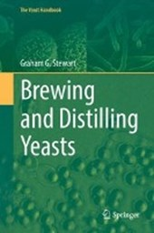 Distilling and Brewing Yeast