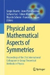 Physical and Mathematical Aspects of Symmetries | auteur onbekend |