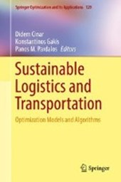 Sustainable Logistics and Transportation |  |