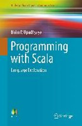 Programming with Scala | Bhim P Upadhyaya |