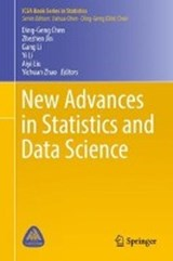 New Advances in Statistics and Data Science | auteur onbekend |