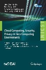 Cloud Computing, Security, Privacy in New Computing Environments | auteur onbekend |
