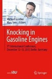 5th International Conference on Knocking in Gasoline Engines