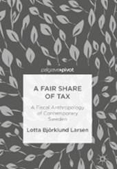A Fair Share of Tax