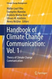 Handbook of Climate Change Communication - Vol.