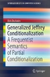 Generalized Jeffrey Conditionalization