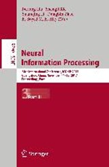 Neural Information Processing | auteur onbekend |