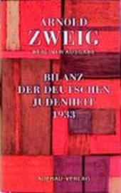 Essays III/2. Bilanz der deutschen Judenheit