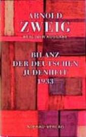 Essays III/2. Bilanz der deutschen Judenheit 1933