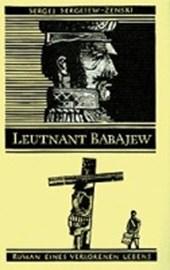 Leutnant Babajew