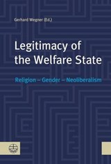 Legitimacy of the Welfare State | Gerhard Wegner |
