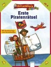 Rätselkönig Junior. Erste Piratenrätsel