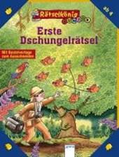 Rätselkönig Junior. Erste Dschungelrätsel