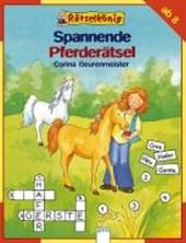 Rätselkönig. Spannende Pferderätsel