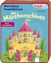 Mein liebstes Puzzlebilderbuch - Im Märchenschloss