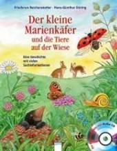 Der kleine Marienkäfer und die Tiere auf der Wiese