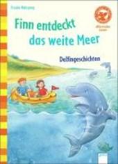 Finn entdeckt das weite Meer. Delfingeschichten