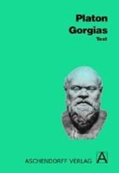 Gorgias. Text