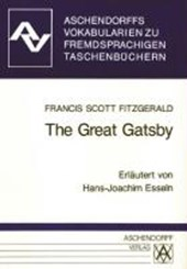 The Great Gatsby. Vokabularien