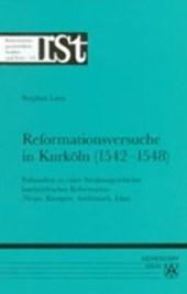 Reformationsversuche in Kurköln (1542-1548)