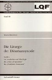 Die Liturgie der Diözesansynode
