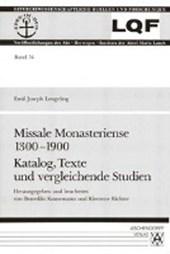 Emil Joseph Lengeling: Missale Monasteriense 1300-1900
