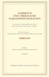 Jahrbuch für christliche Sozialwissenschaften