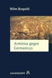 Arminius gegen Germanicus