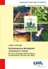 """Geoökologisches Modellgebiet """"Riesenbecker Osning"""""""