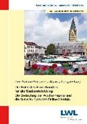 Die Rolle des Einzelhandels für die Stadtentwicklung