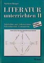 Literatur unterrichten
