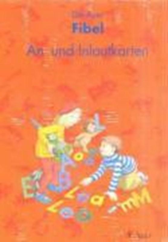 Die Auer Fibel. Ausgabe für Bayern / An- und Inlautkarten