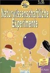 Naturwissenschaftliche Experimente 1./2. Schuljahr