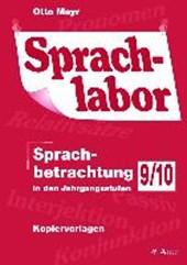 Sprachlabor 9/10