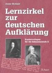 Lernzirkel zur deutschen Aufklärung