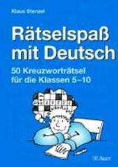 Rätselspaß mit Deutsch