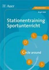 Stationentraining Sportunterricht