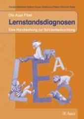 Die Auer Fibel. Lernstandsdiagnosen. Neubearbeitung für Grundschulen in Bayern