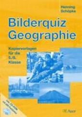 Bilderquiz Geographie 5./6. Klasse