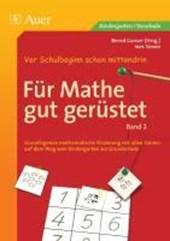 Für Mathe gut gerüstet
