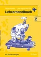 Tintenklecks. Das Deutschbuch. Neubearbeitung. 2. Jahrgangsstufe. Mit Kopiervorlagen