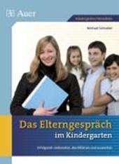 Das Elterngespräch im Kindergarten