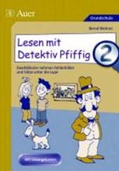 Lesen mit Detektiv Pfiffig