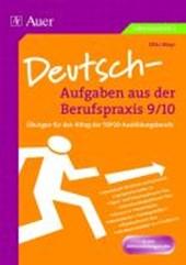 Deutsch-Aufgaben aus der Berufspraxis