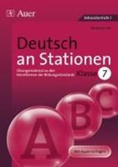 Deutsch an Stationen. Klasse